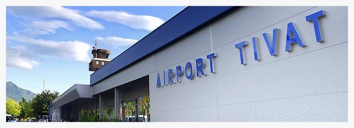 Aeropuertos de Montenegro