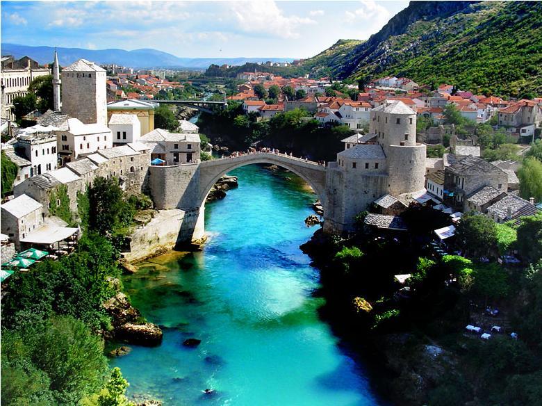 Traslados entre Mostar y Kotor / Budva