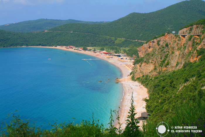 Playas de Montenegro