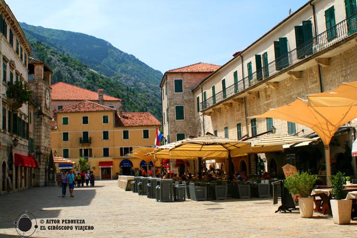 Plaza de Armas de Kotor