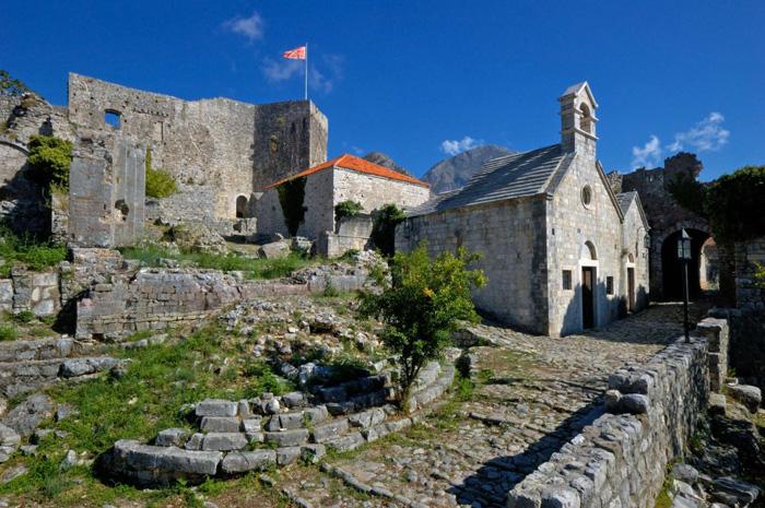 La ciudad medieval de Stari Bar