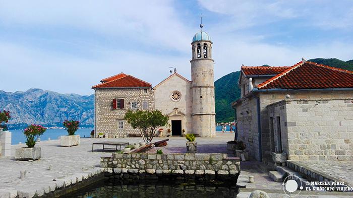 Iglesia de Nuestra Señora de las Rocas