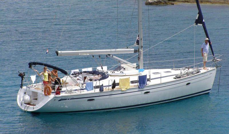 Alquiler de velero en Montenegro