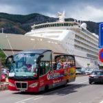 Hop on- Hop off Autobús turístico bahía de Kotor