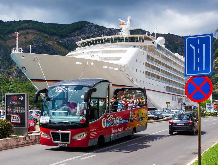 Autobús turístico Kotor